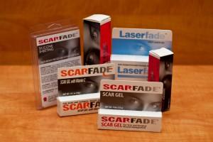 scar gel removal