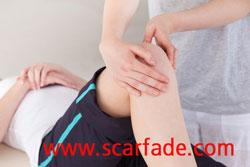 scar massage